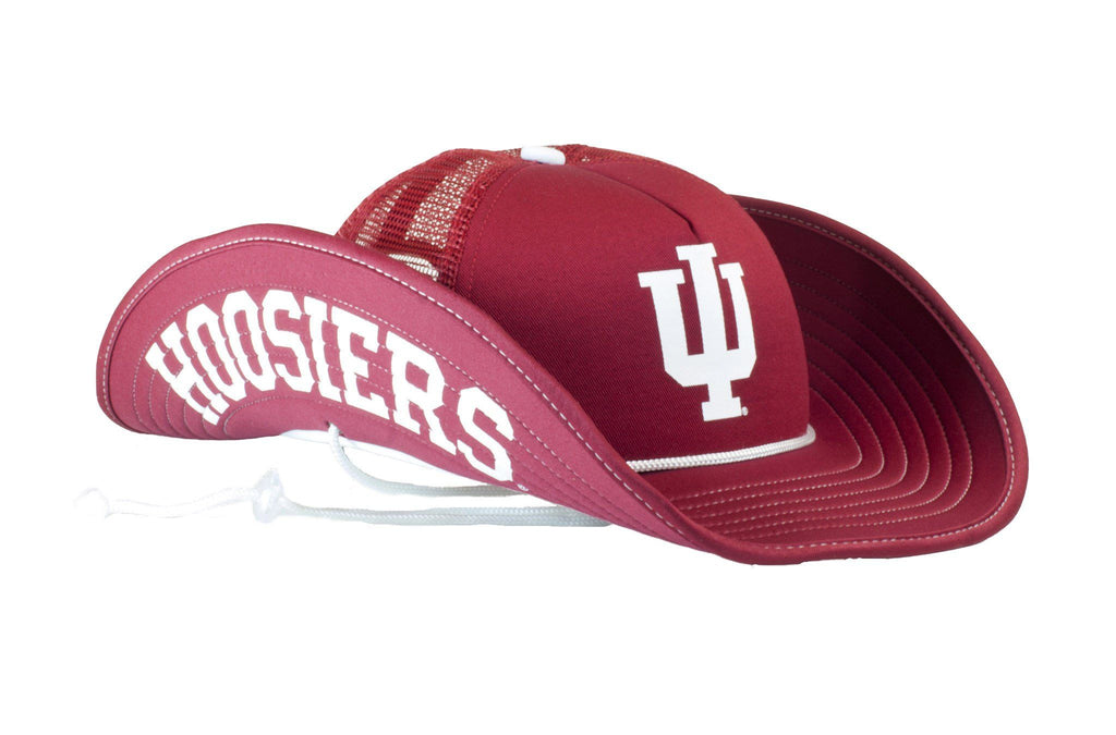 Indiana Hoosiers Crimson Out Bucker