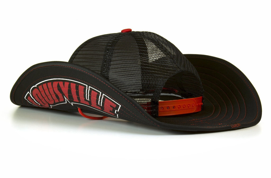 Louisville Cardnials Blackout Bucker