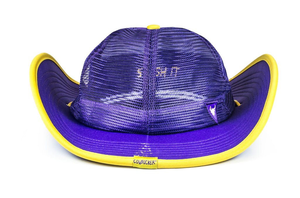 The LSU Tigers Purple & Gold Bucker