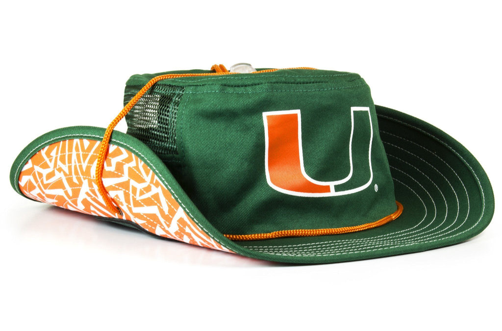 Miami Hurricanes Greenout Boonie
