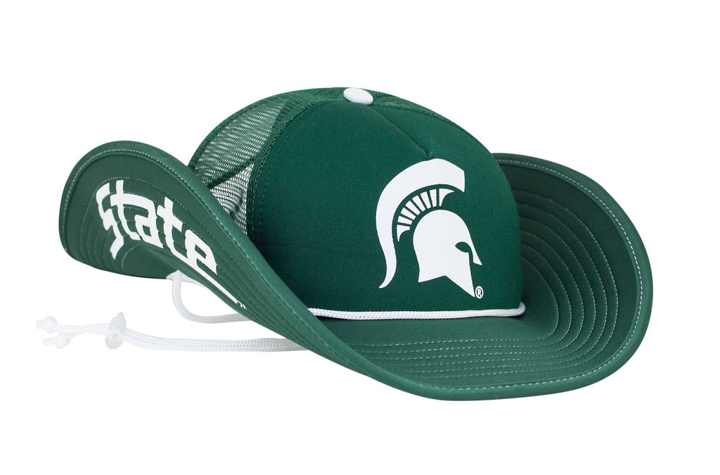 Michigan State Spartans Greenout Bucker