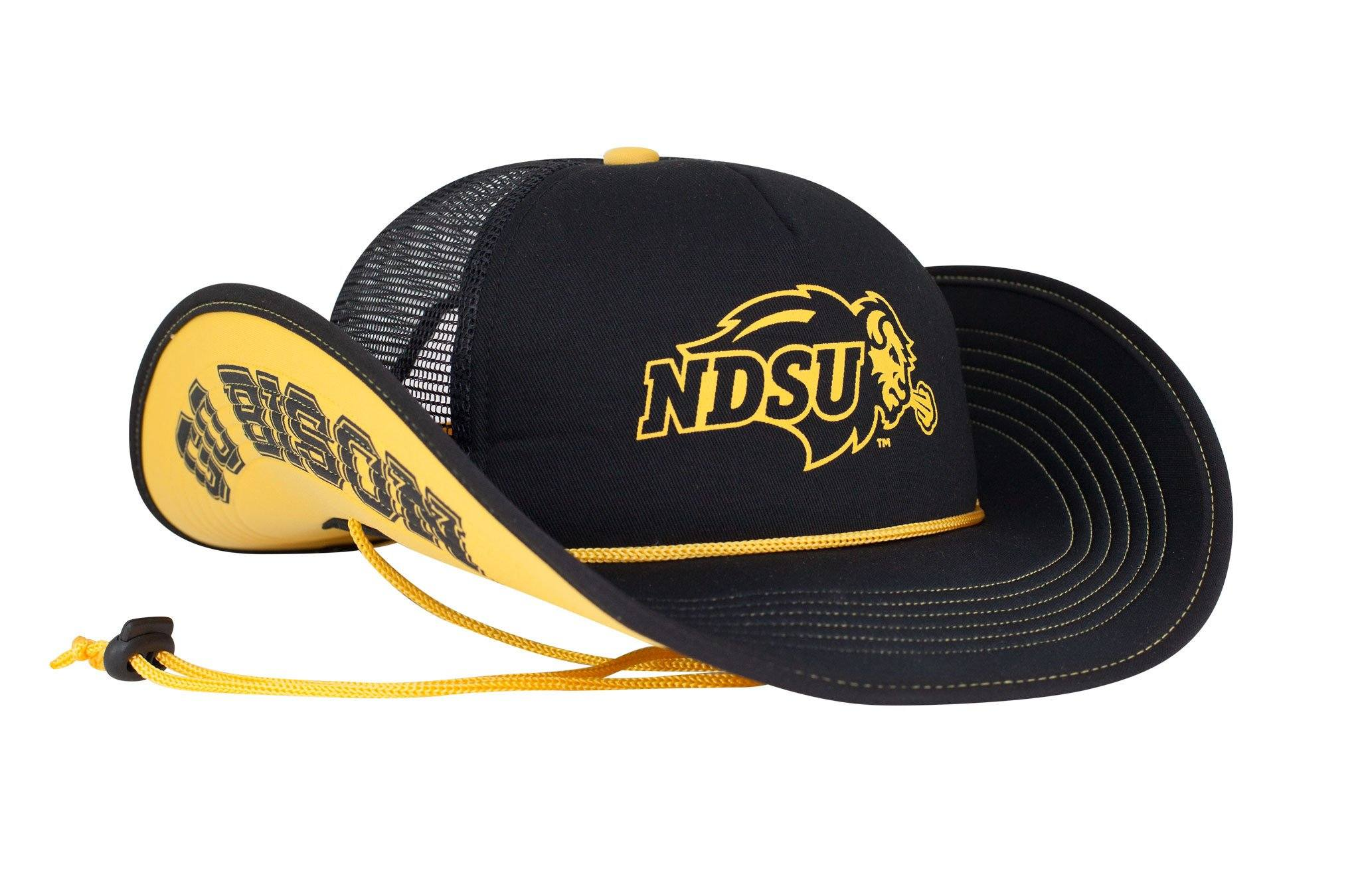 ... The North Dakota State Bison Snapback Buckers f9a6e213a335