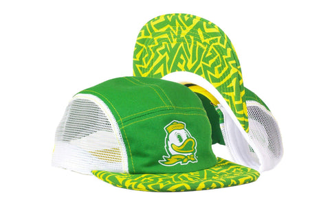Oregon Ducks THE DUCK! Fiver