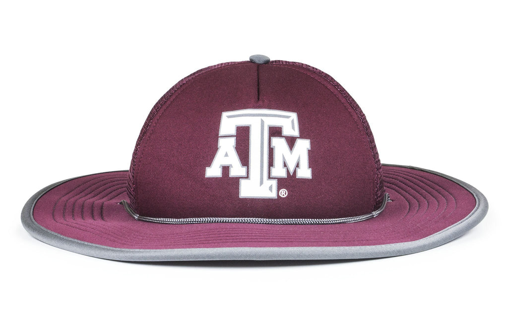 Texas A&M Maroon Bucker