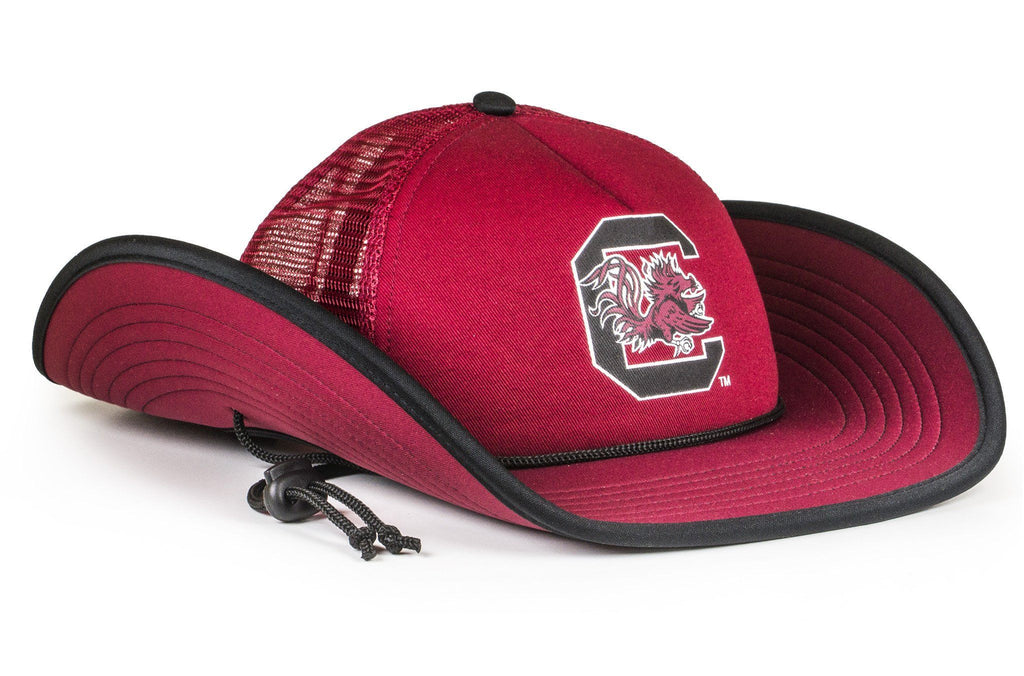 The South Carolina Gamecocks Garnet Bucker