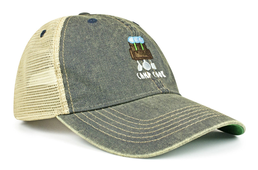Camp Cook Vintage Trucker