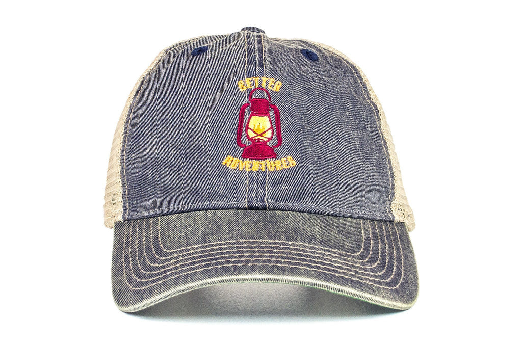"""Show Me Better Adventures™"" Vintage Trucker"