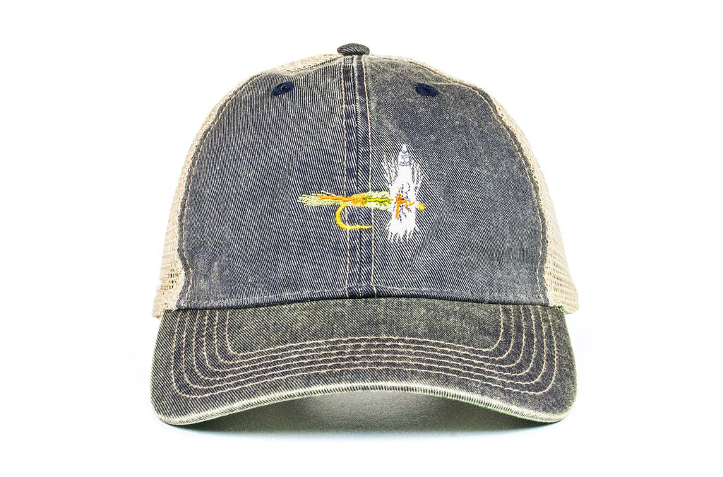 Adams Dry Fly Vintage Trucker