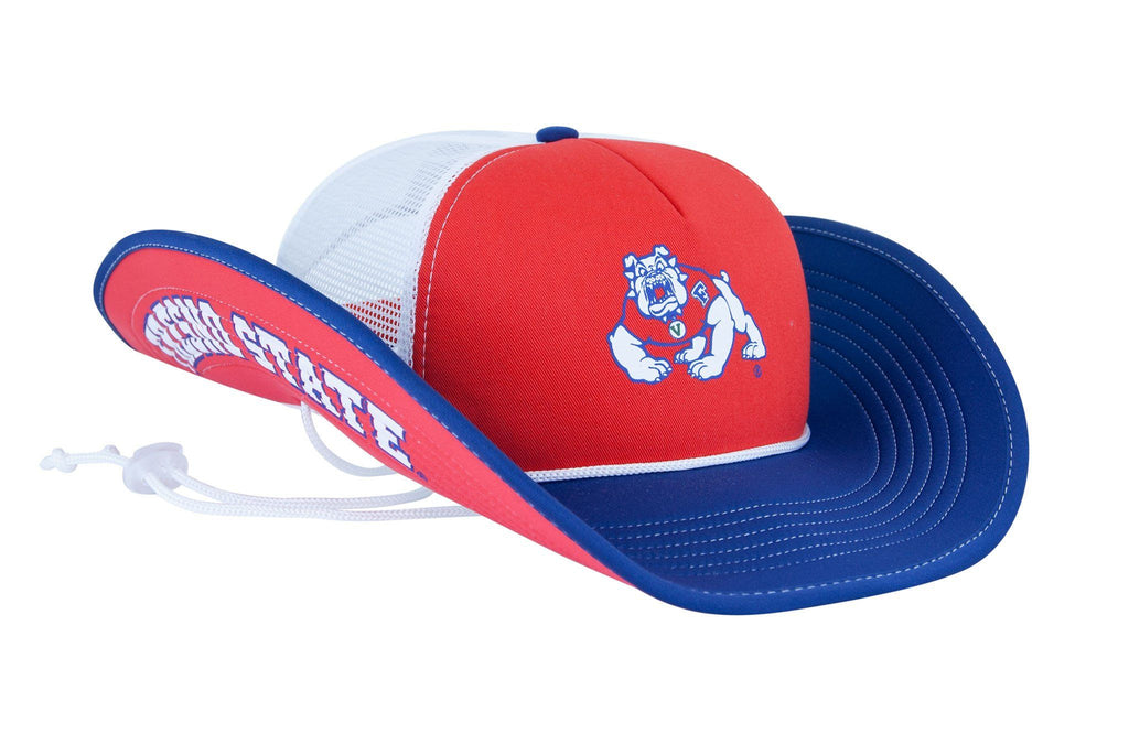 The Fresno State Bulldogs Snapback Bucker