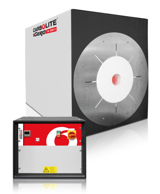 Carbolite High Temp Horizontal Tube Furnace - HTRH