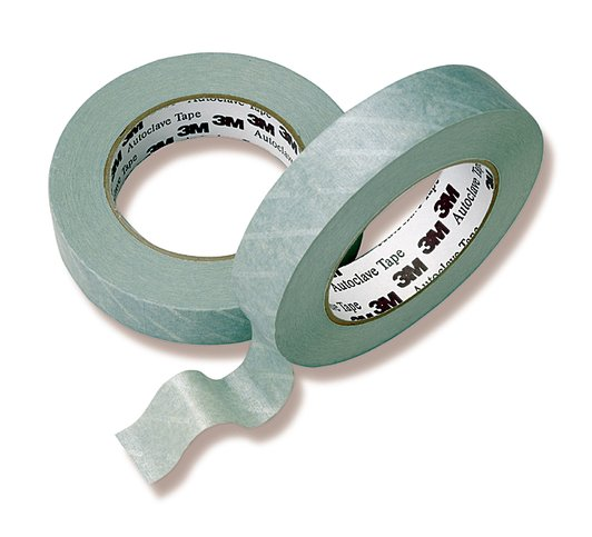 3M 1355 Comply Steam Indicator Tape for Disposable Wraps
