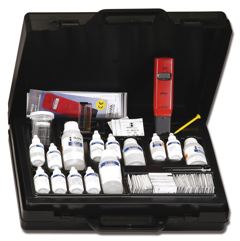 HI 3817 CTK Water Quality Test Kit - Acorn Scientific