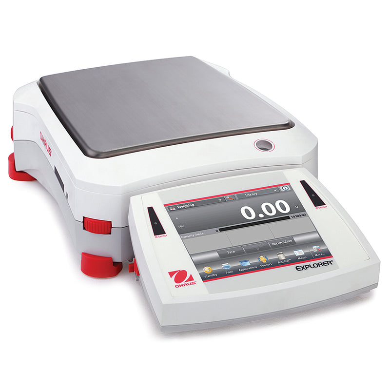 Ohaus Explorer® Analytical and Precision Balances
