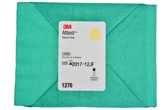 3M 1276 Attest Biological Indicator Test Pack