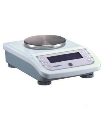 Biobase BE10002  Electronic Balance  1000g x .01g , pan size 130mmx130mm