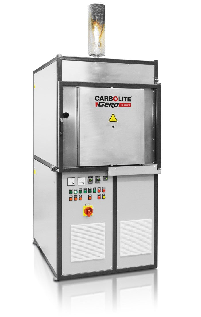 High temperature chamber furnace up to 1800°C - HTKE