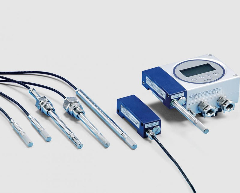 Vaisala Intrinsically Safe Humidity and Temp Transmitter Series - HMT360