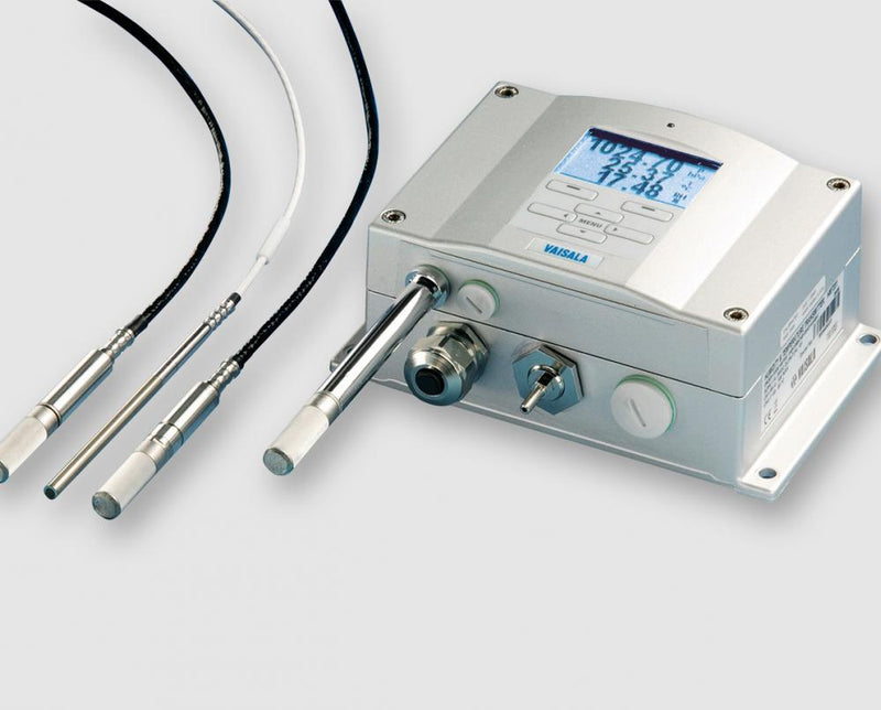 Vaisala Combined Pressure, Humidity and Temperature Transmitter PTU300