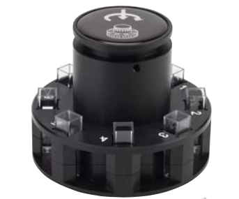 Jenway 73S 8 Cell Auto Turret