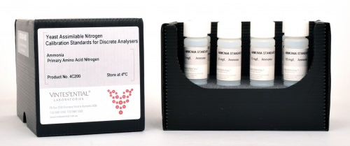 Vintessential Yeast Assimilable Nitrogen Calibration Standards Kit