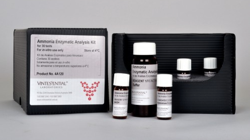 Vintessential Enzymatic Test Kit: Ammonia 30 Tests