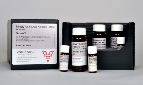 Vintessential Test Kit: Primary Amino Acid Nitrogen 30 Tests