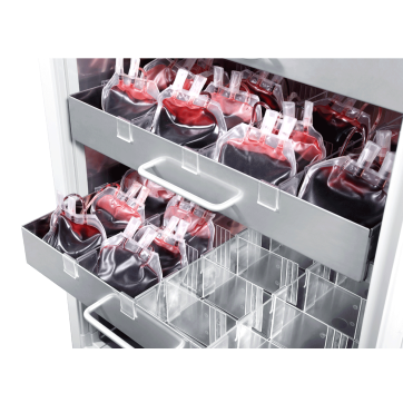 Haier Blood Bank Refrigerator HXC-158B