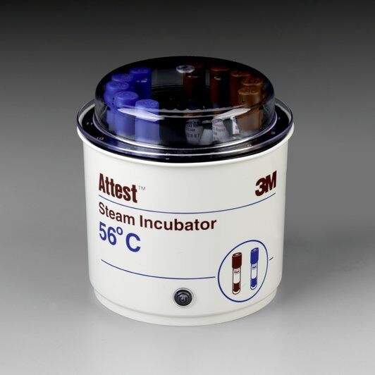 3M Attest Steam Dry Incubator - 118
