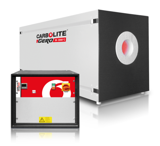 Carbolite Tube Furnace up to 1350C - FHA/FHC