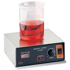 HI303N-2 - Hanna Two-Speed Magnetic Stirrer with Tachometer, 230V - HI303N-2