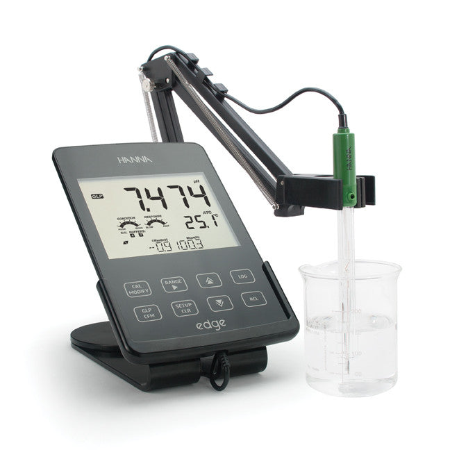 HI 2020-02 edge™ - pH Meter - Acorn Scientific