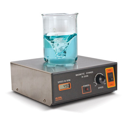 HI303N 2.5L Magnetic Stirrer. Two-Speed. Tachometer