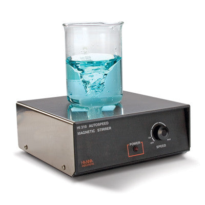 HI 310N-2  Heavy-Duty Magnetic Stirrer with 5 liter capacity - Acorn Scientific
