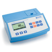HI 83205-02  Multiparameter Photometer for Boilers and Cooling Towers