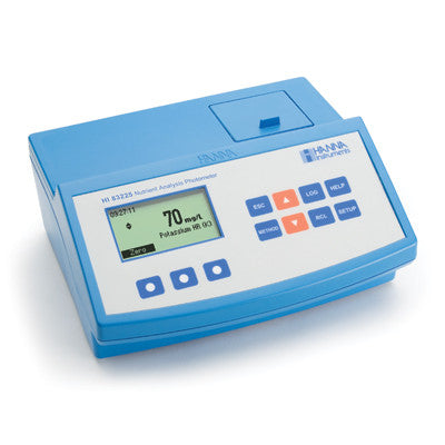 HI 83225-02 Photometer for NPK Analysis - Greenhouses & Hydroponics