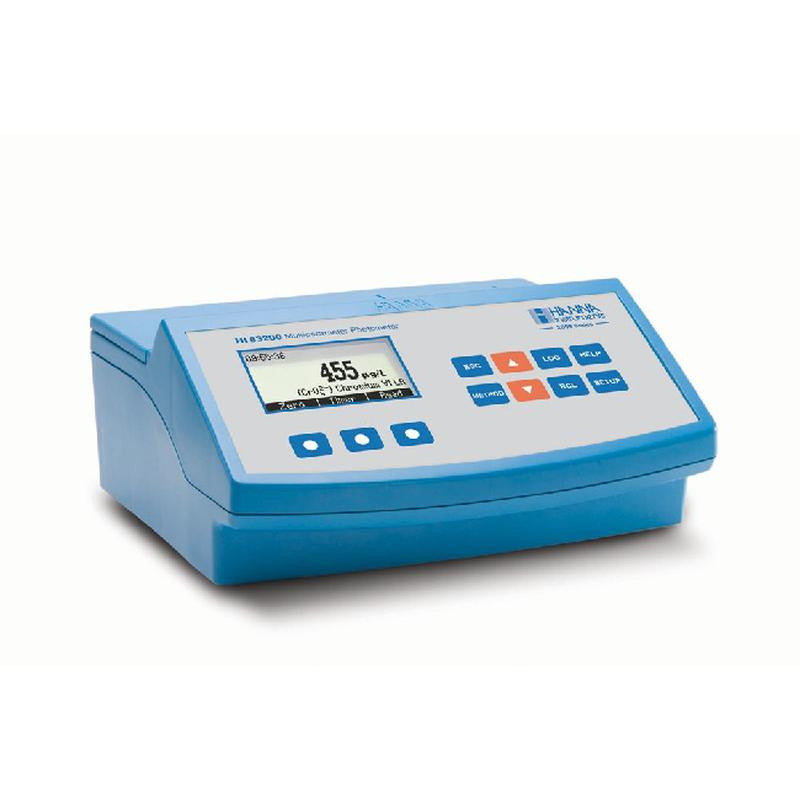 HI 83216-02  Multiparameter Photometer for Pools and Spas. Basic