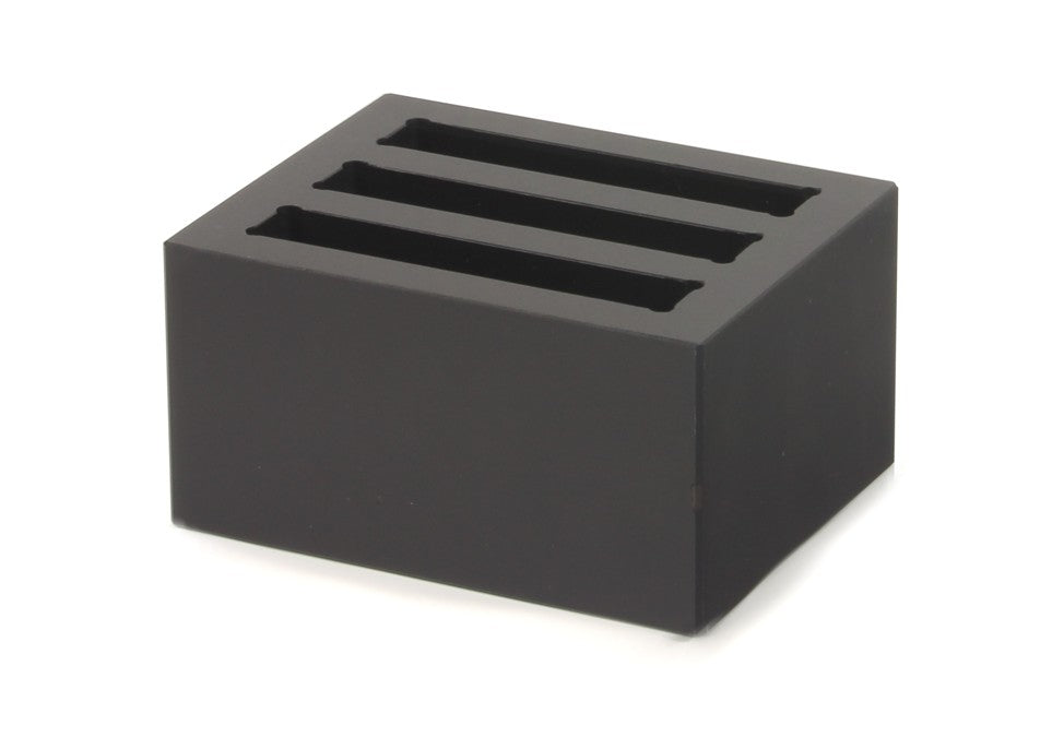 Ratek Block for 18x10mm Cuvettes CBV10