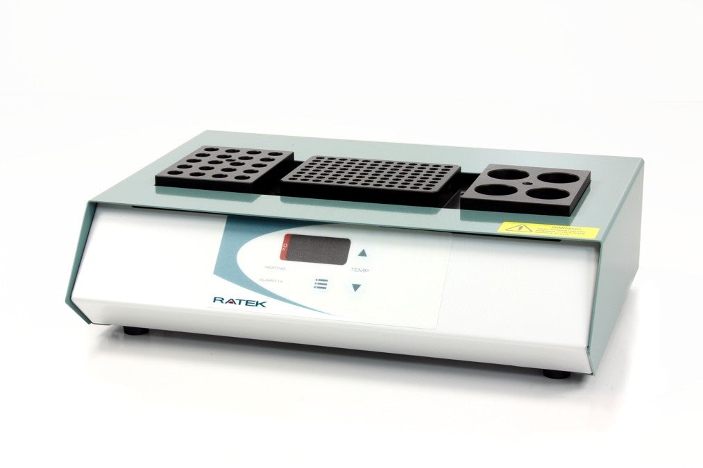 Ratek 4 Block Digital Dry Block Heater