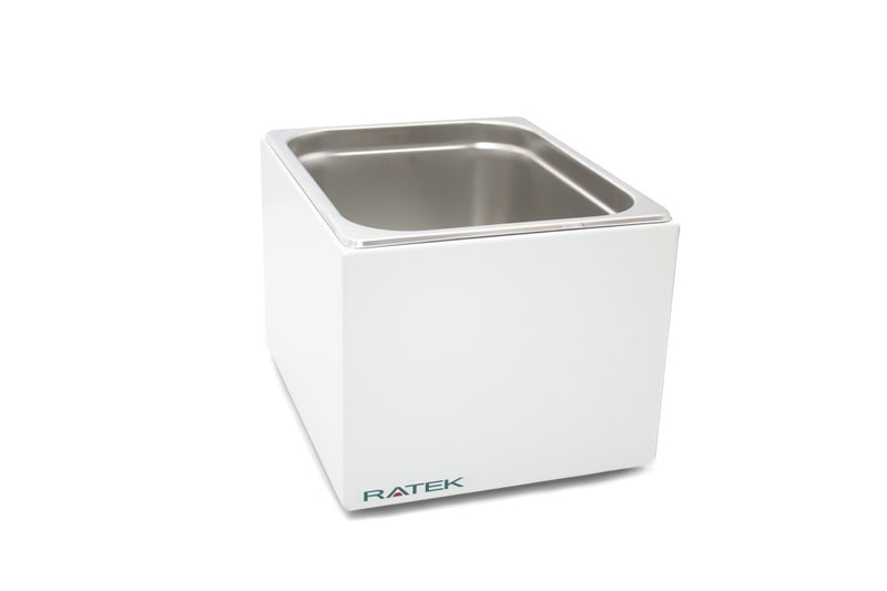 Ratek Stainless Unheated Water Bath