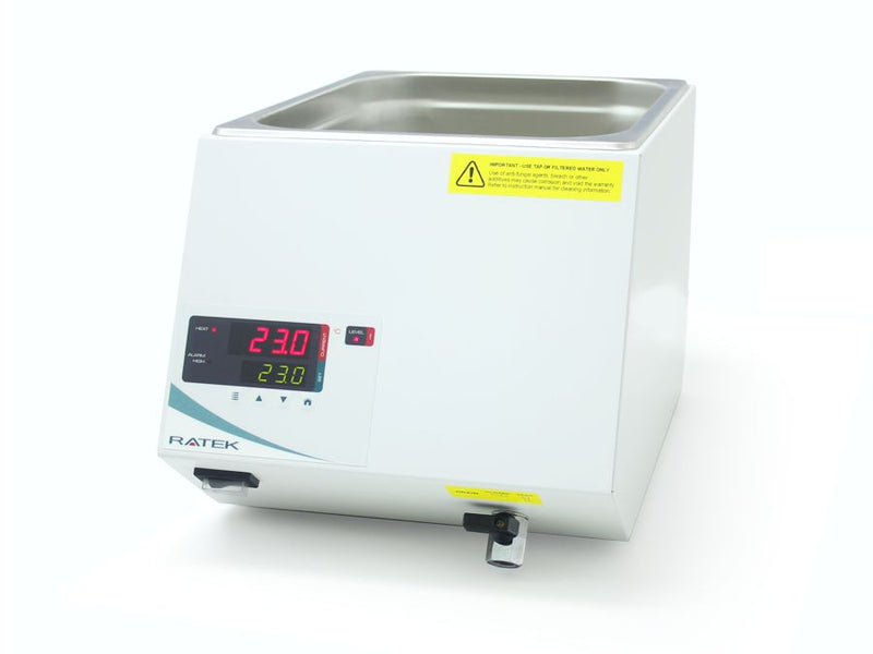 WB12002D - Ratek 12L Advanced Digital LED Waterbath