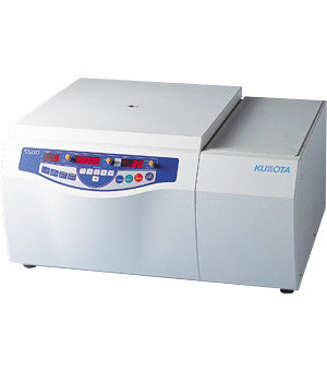 Kubota Tabletop Refrigerated Centrifuge - Model 5500