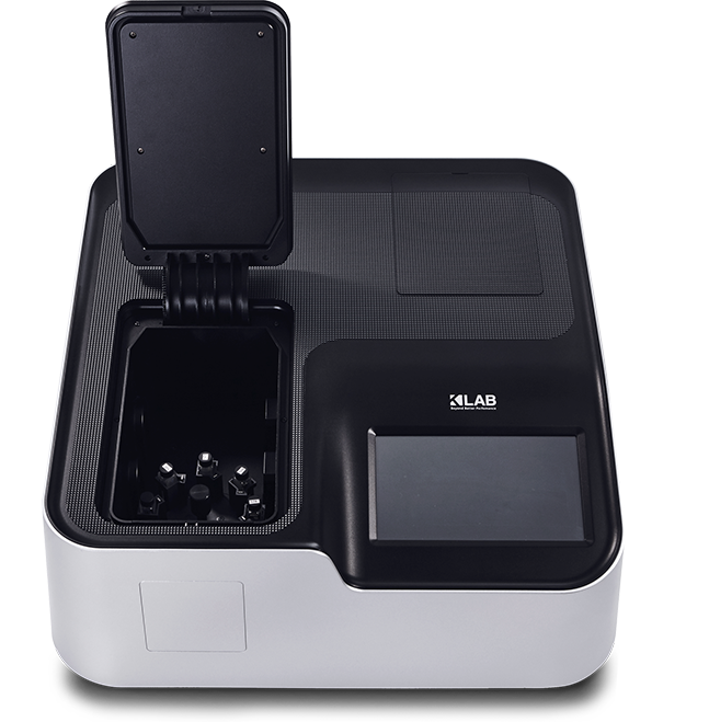 K Lab:  OPTIZEN™ Alpha Spectrophotometer
