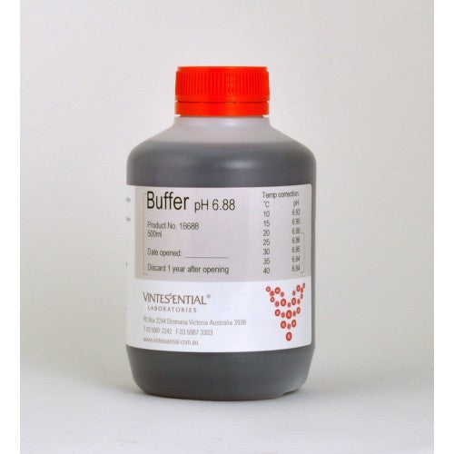 Vintessential Buffer pH 6.88-500mL