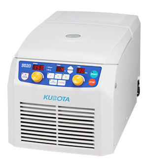 Kubota Tabletop Micro Refrigerated Centrifuge - Model 3520