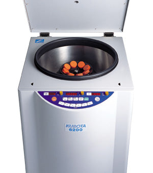 Kubota Hybrid Refrigerated Centrifuge - Model 6200