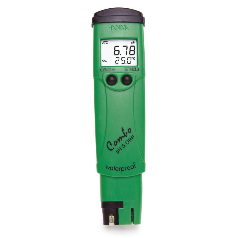 HI 98121 COMBO pH/ORP/°C-Tester. waterproof