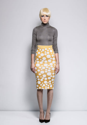 ALTER EGO SLN SIGNATURE PENCIL SKIRT