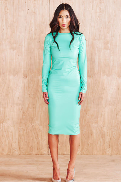 SEAFOAM  SHEATH