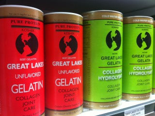 great lakes collagen joint care
