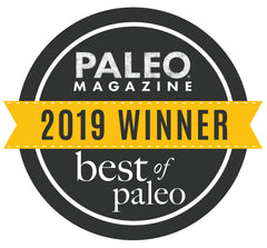 paleo power balls winner of best on-the-go plaeo product by paleo magazine